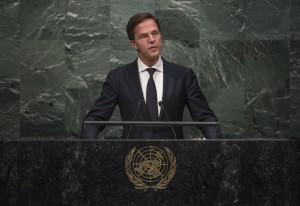 Rutte speech